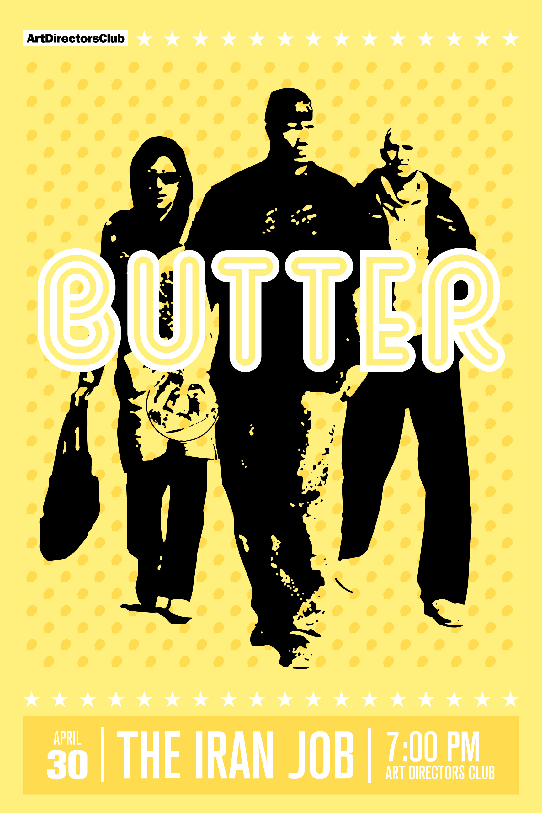 ... Directors Club Film Series: BUTTER: A Night of Pop Culture and Popcorn