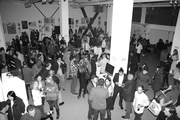 YGX Party at the ADC